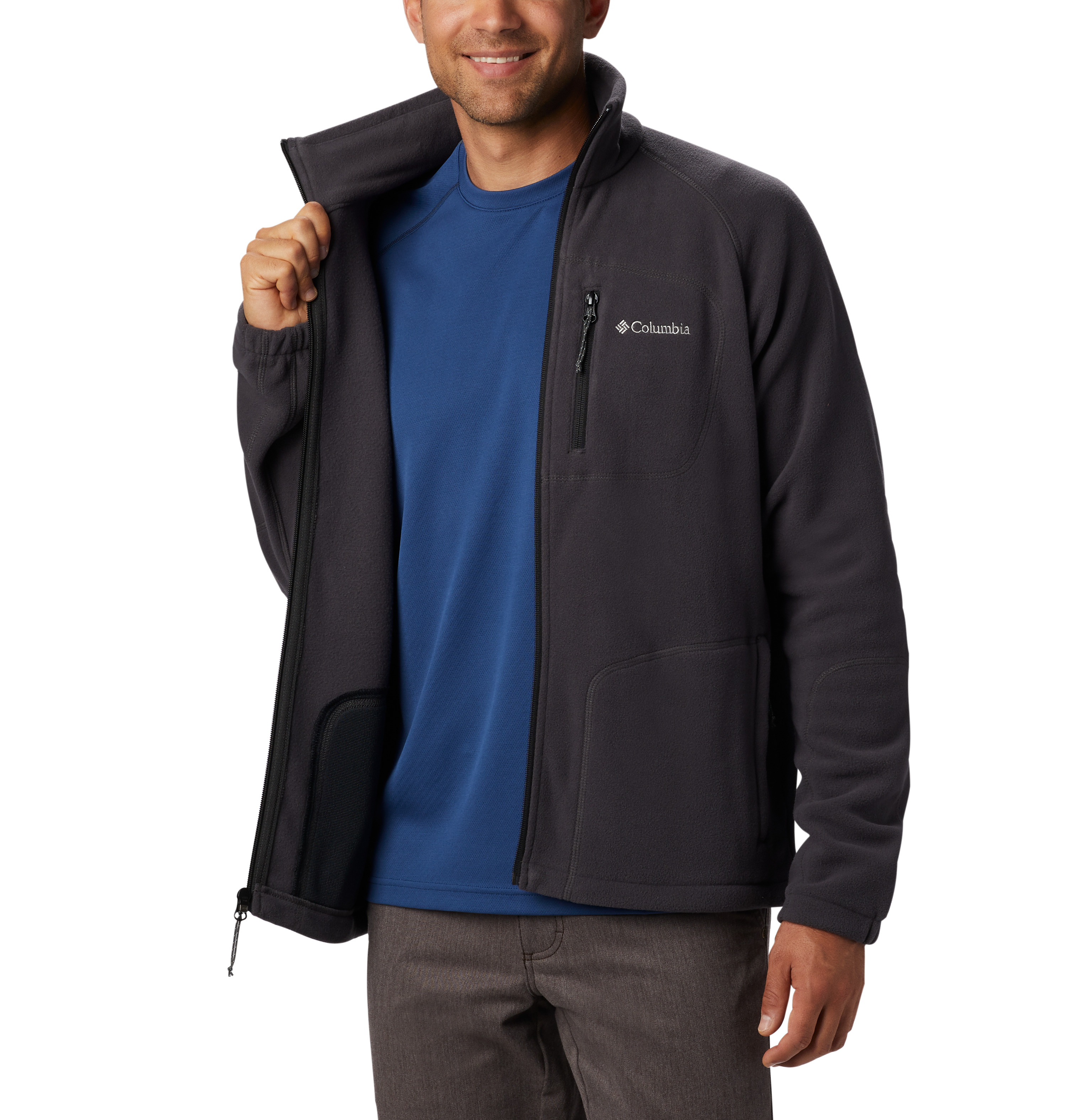 AM3039-013 COLUMBIA FAST TREK™ II FULL ZIP FLEECE