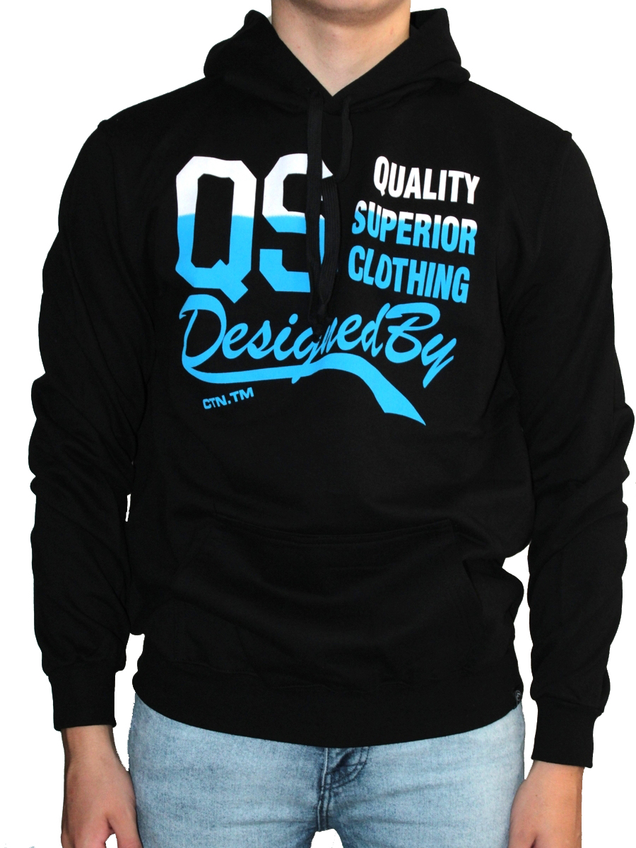 19-650 Cotton4all FOUTER HOODIES