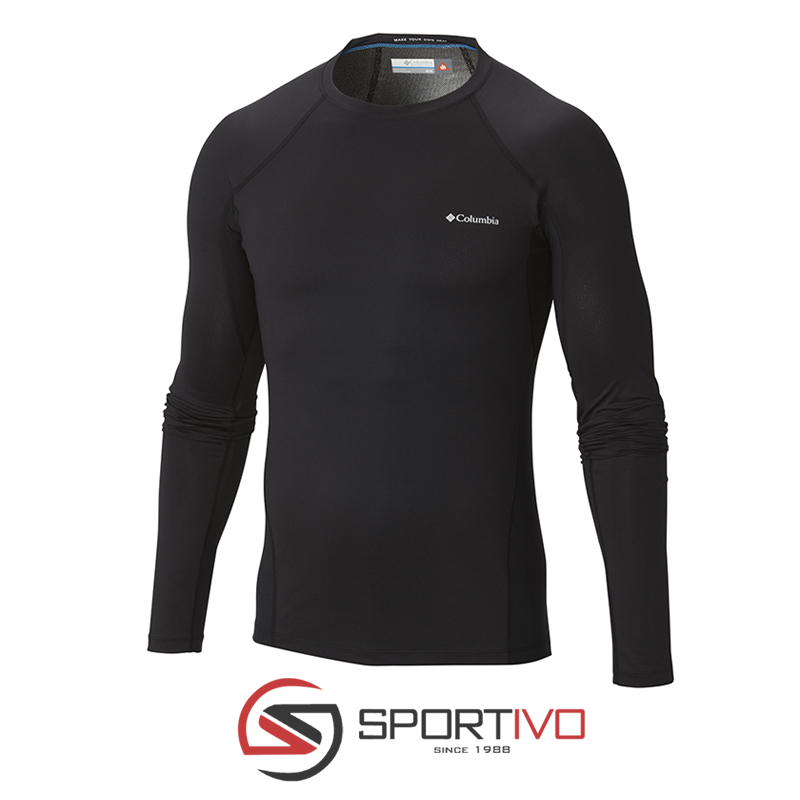 AM6323-010 ΙΣΟΘΕΡΜΙΚΟ MIDWEIGHT STRETCH L/S TOP  COLUMBIA