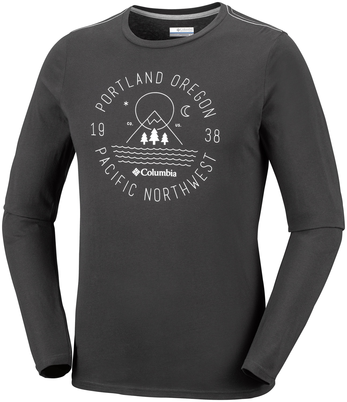 EM0064-011 COLUMBIA Mill Creek Long Sleeve Tshirt