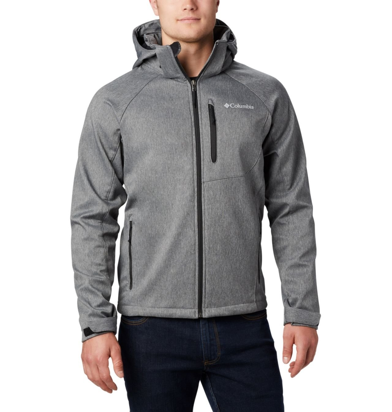 WM3241-030 COLUMBIA CASCADE RIDGE™ II SOFTSHELL
